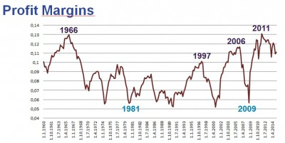 SP Profit margins