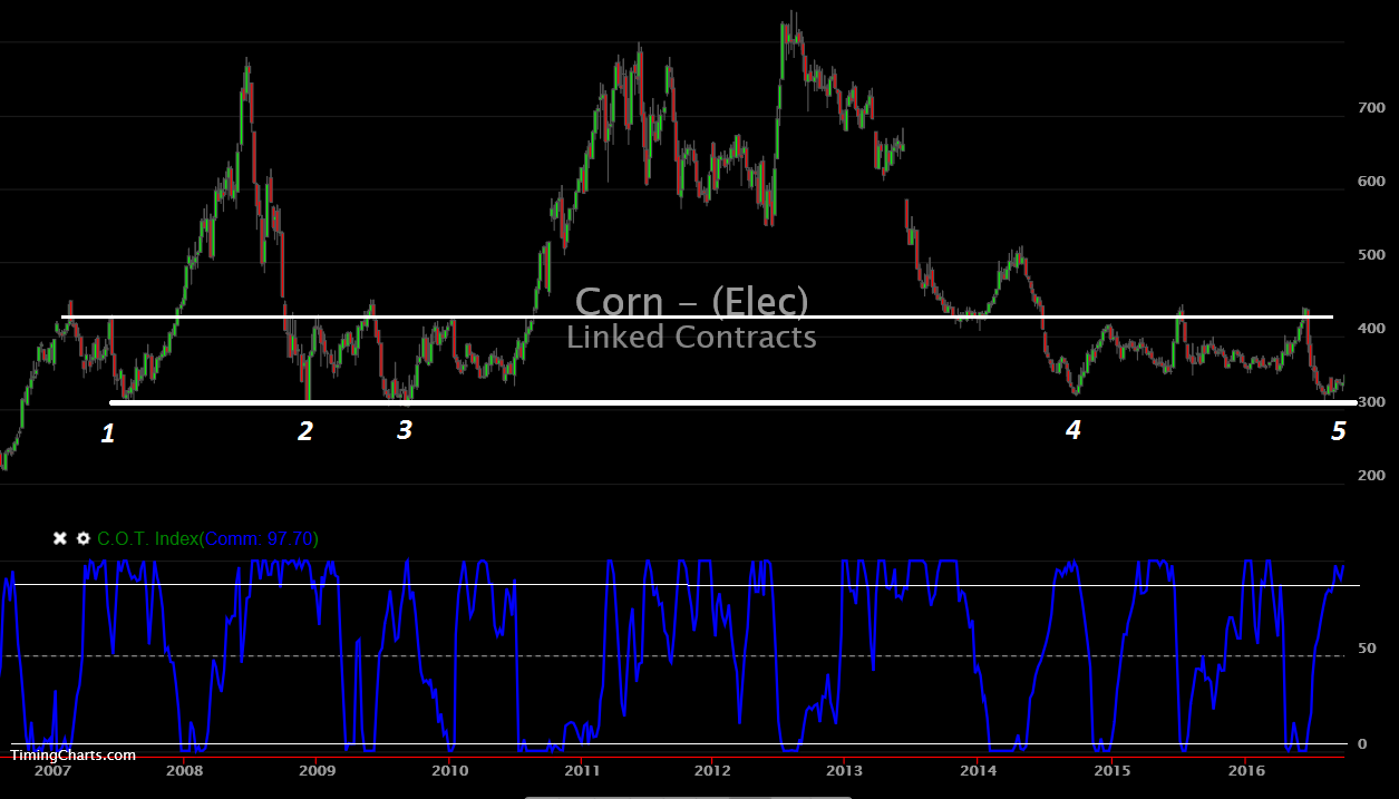 Corn long term buys