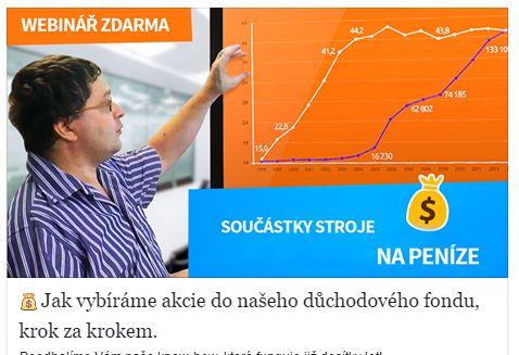 finakademie webinář akcie screen 1