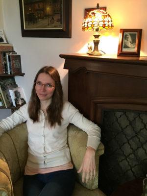 Elena Lindišová webinár